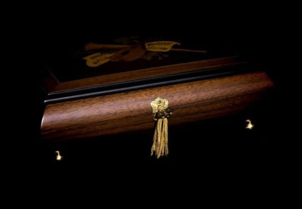 funeral homes in Trenton, FL